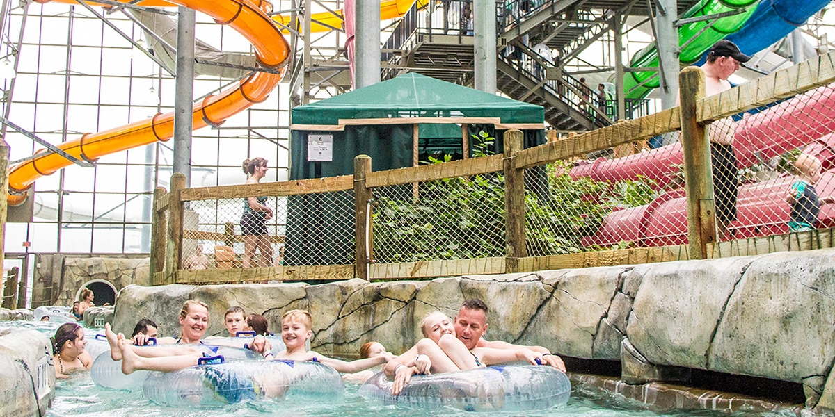$109 – Vermont Family-Friendly Resort w/Water Park Passes -- North Troy, VT