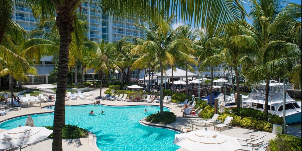 Hilton Fort Lauderdale Marina -- Fort Lauderdale, FL