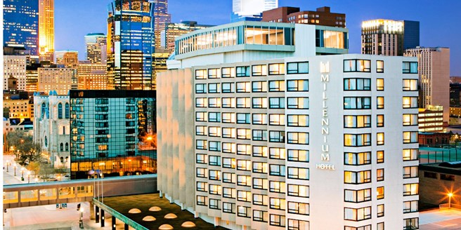 Millennium Hotel Minneapolis Reviews