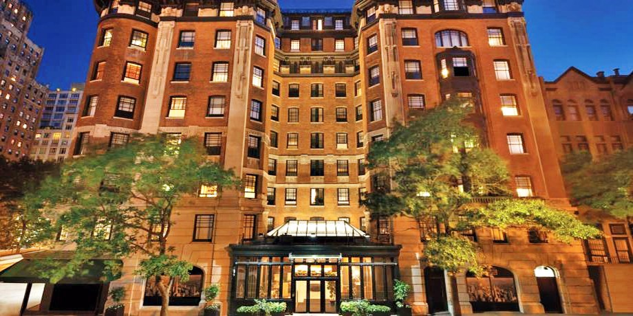 Hotel Belleclaire -- Upper West Side, New York