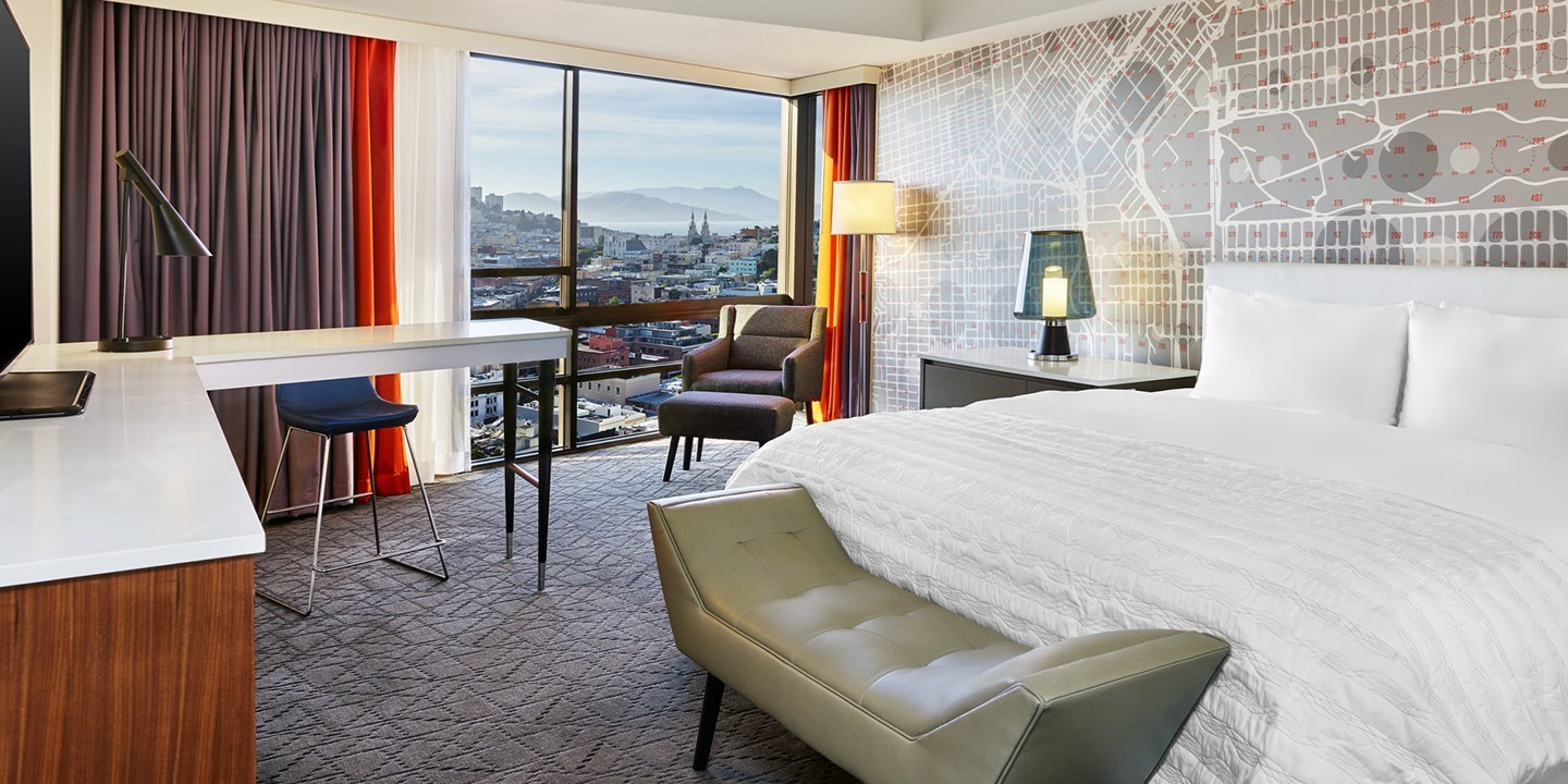 $149 – San Francisco 4-Star Hotel incl. Weekends, 65% Off -- Financial District - Embarcadero, San Francisco