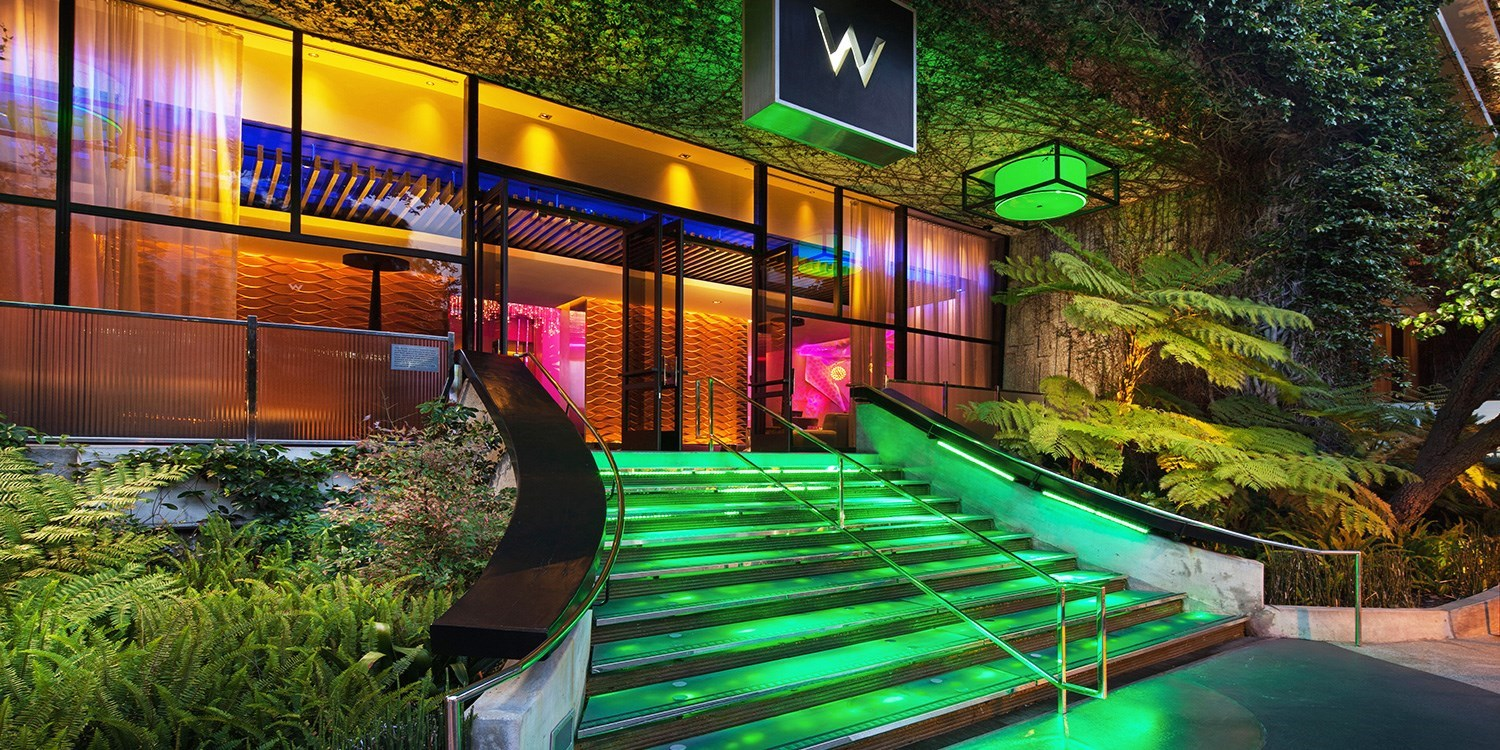 $262 – Los Angeles 4-Star W Hotel, Save $160 -- Los Angeles, CA