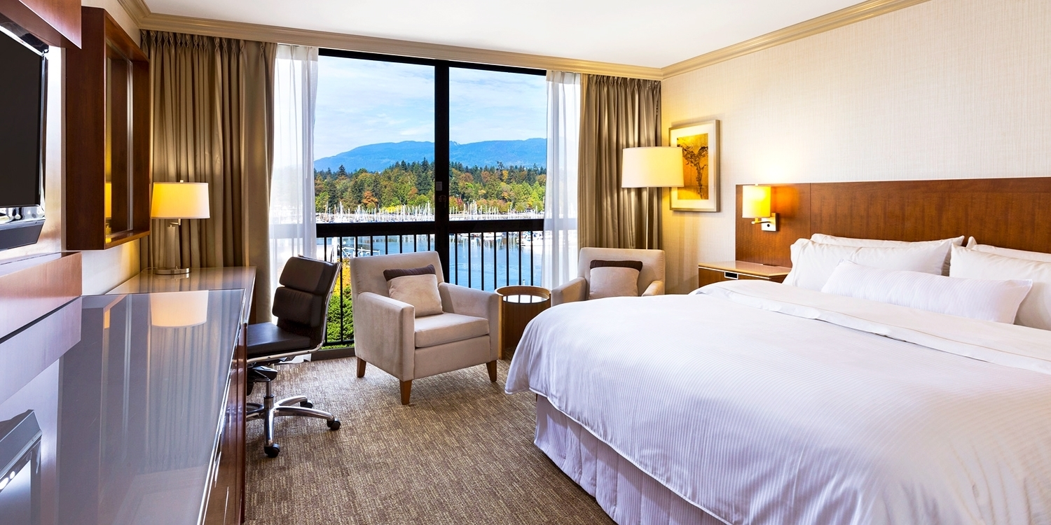 $235 – Vancouver: 4-Star Coal Harbour Hotel, Reg. $459 -- Vancouver, Canada