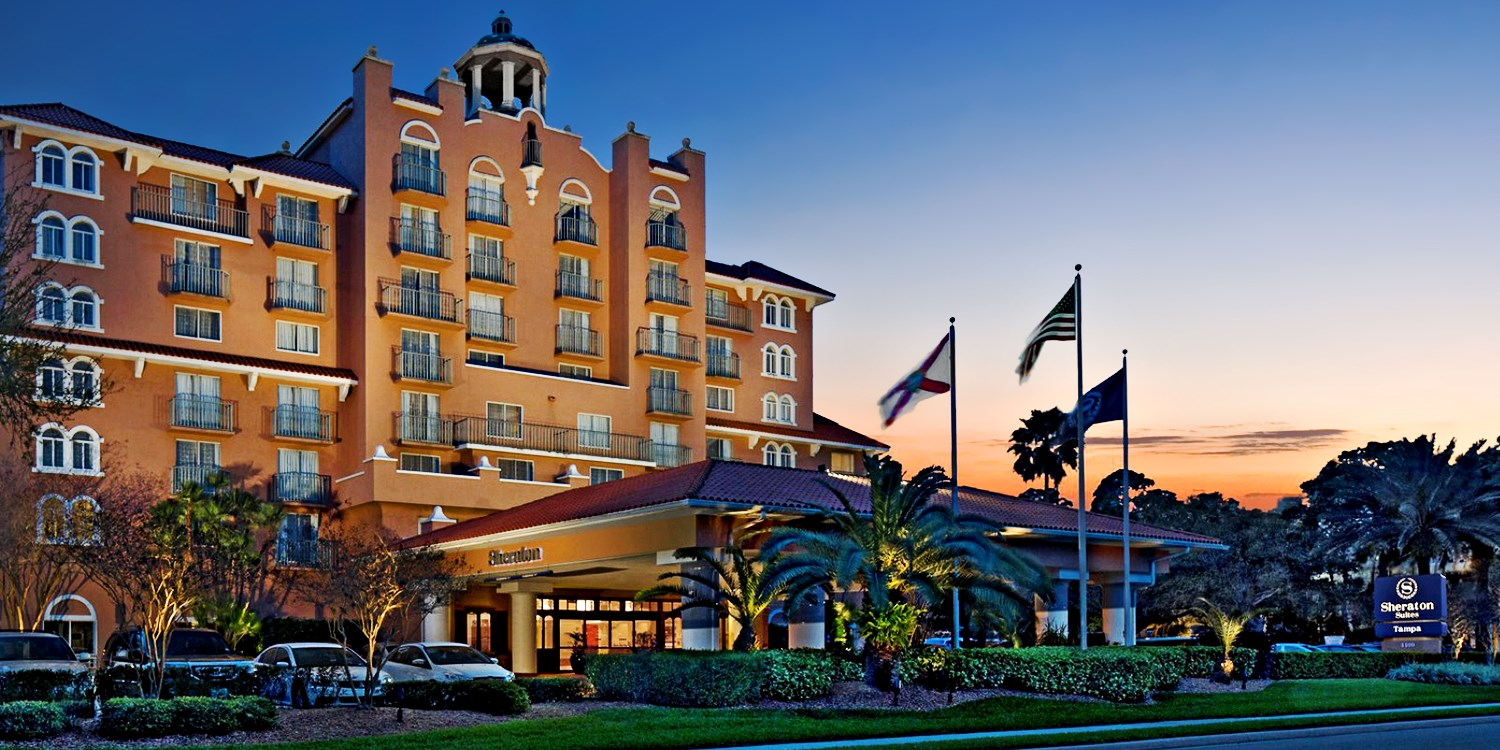 Four Points by Sheraton Suites Tampa Airport Westshore -- Tampa, FL
