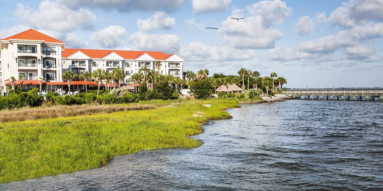 $123 – Charleston Harborfront Resort, 40% Off -- Charleston, SC