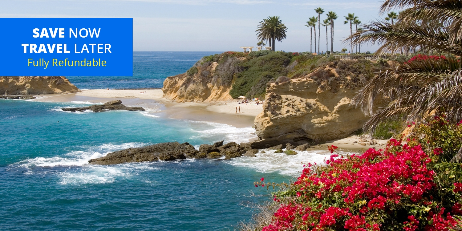 £105-£131 – Laguna Beach Oceanfront Hotel incl. Weekends -- Laguna Beach, CA
