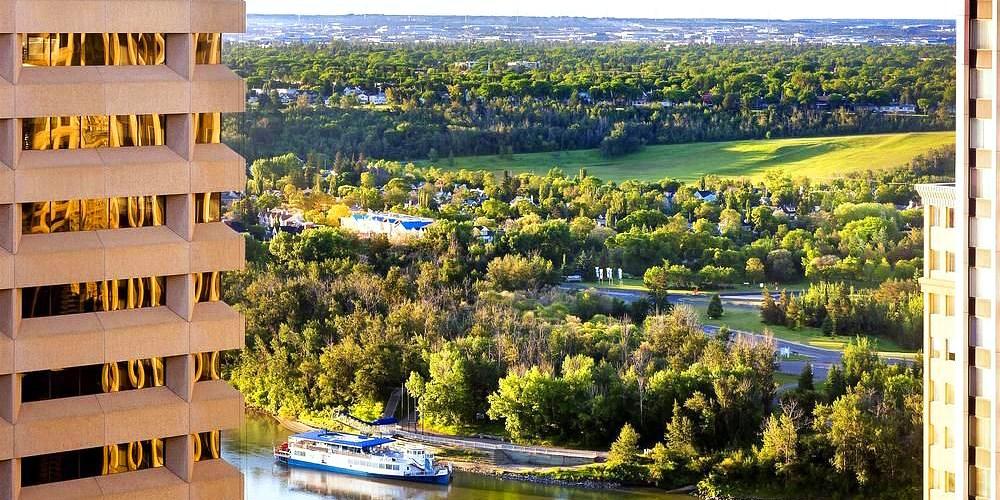 The Westin Edmonton -- Edmonton, Alberta