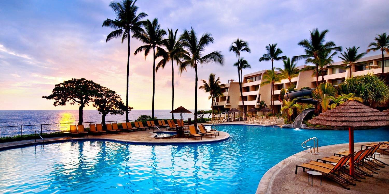 Sheraton Kona Resort & Spa at Keauhou Bay -- Kailua-Kona, HI