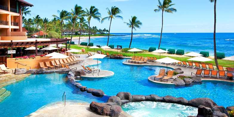 Sheraton Kauai Resort Koloa Hi