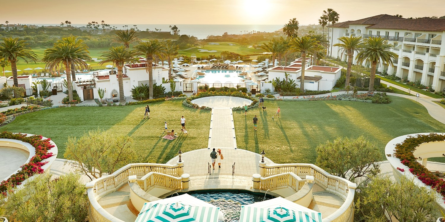 Monarch Beach Resort -- Dana Point, CA