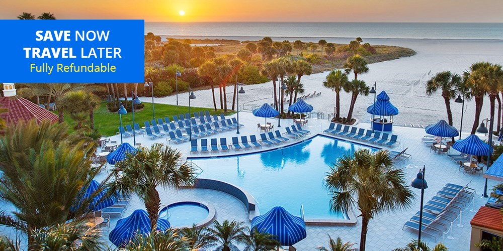 $139 & up – Clearwater Beach 4-Star Resort, 30% Off -- Clearwater, FL