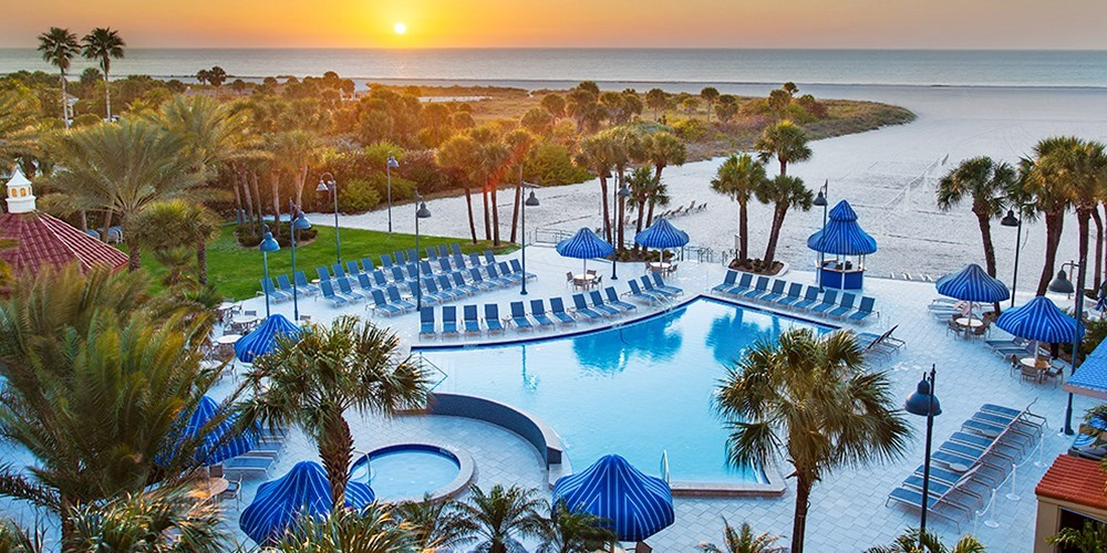 £133 – Clearwater Beach 4-Star Resort, 40% Off -- Clearwater, FL