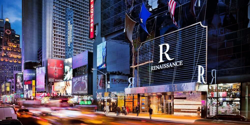 Renaissance New York Times Square Hotel -- New York City, NY
