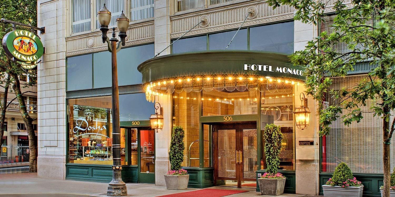 Kimpton Hotel Monaco Portland -- Portland, OR