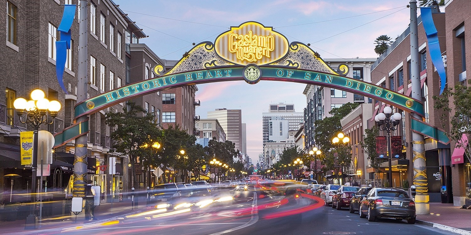 £126-£151 – San Diego: Chic Gaslamp Quarter Hotel, 45% Off -- Downtown San Diego - Gaslamp Quarter, San Diego