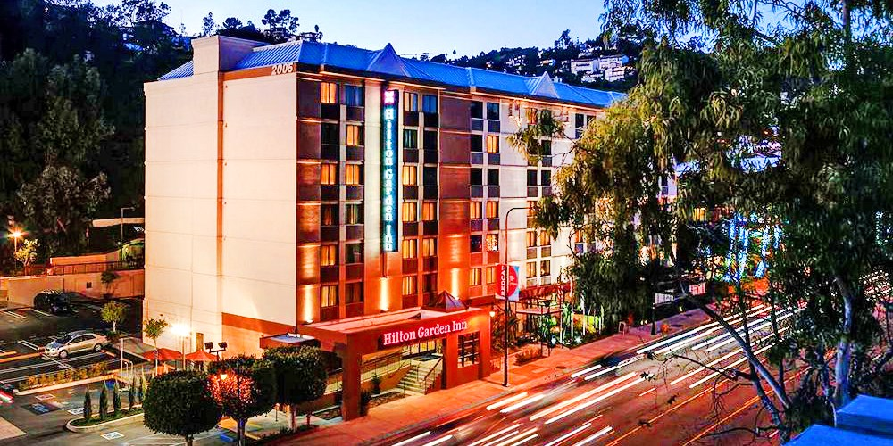 Hilton Garden Inn Los Angeles/Hollywood -- Hollywood, Los Angeles