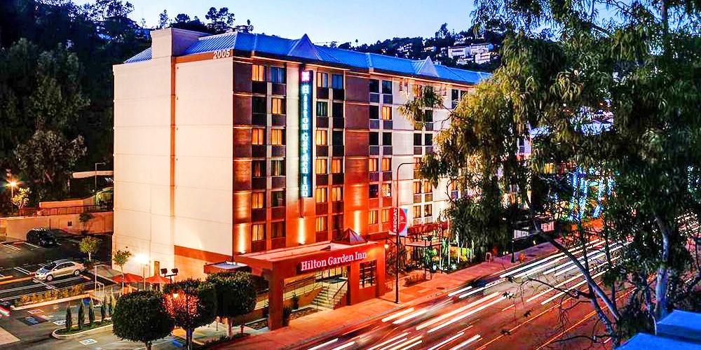 Hilton Garden Inn Los Angeles Hollywood Travelzoo