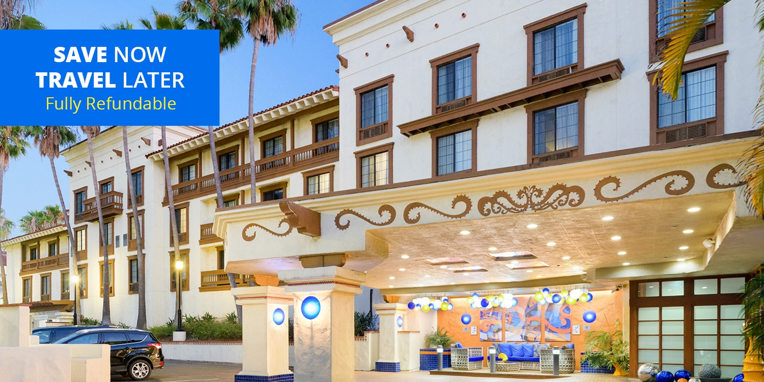 $99 – Old Town San Diego Stay through May, Save 40% -- San Diego, CA