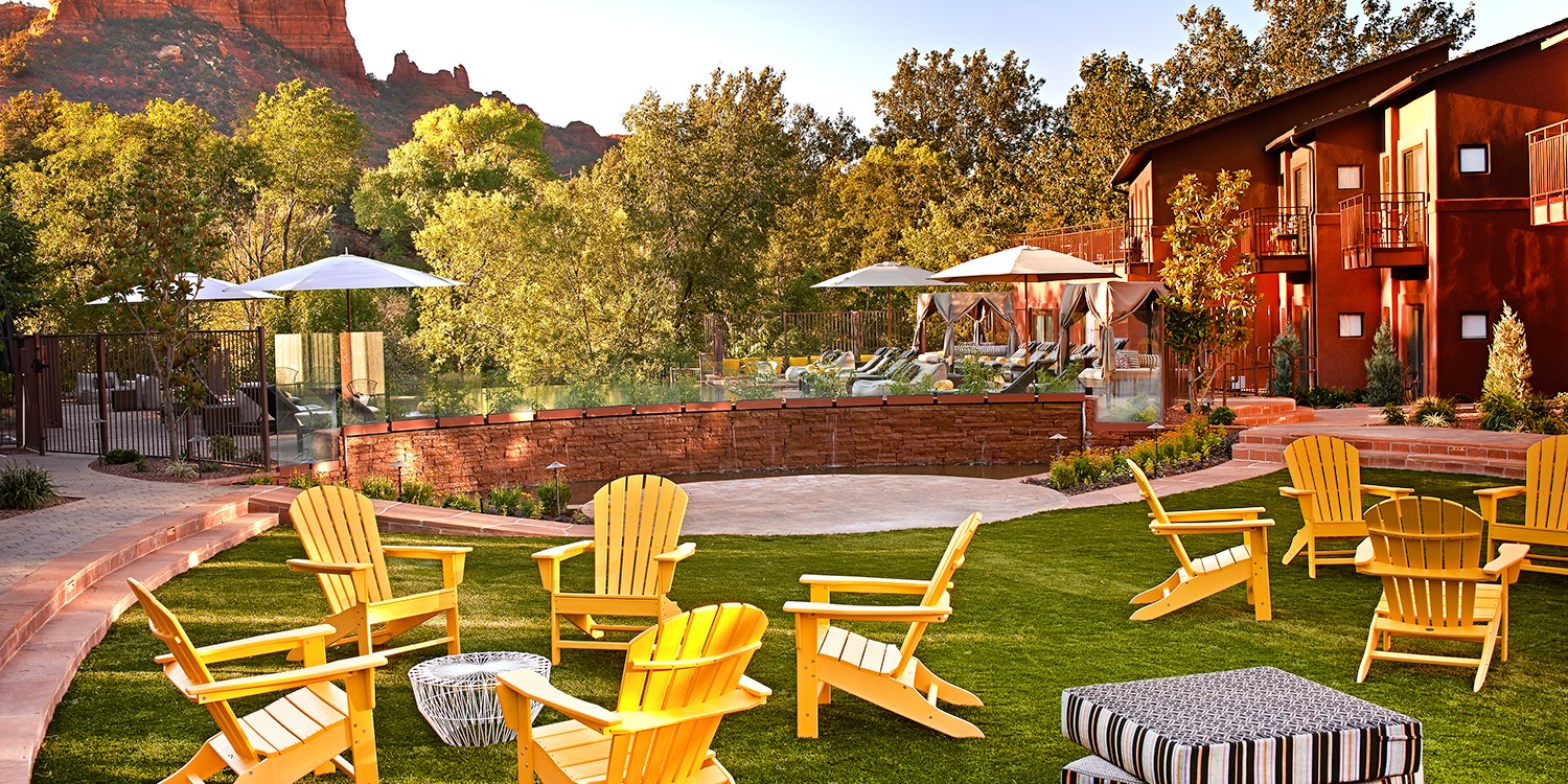 Kimpton Amara Resort and Spa -- Sedona, AZ