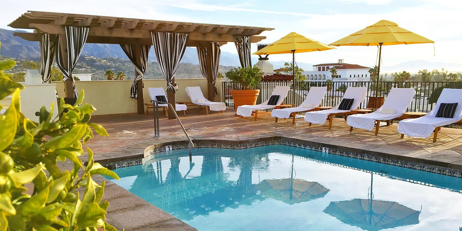 $199 – Santa Barbara Chic Kimpton Stay w/Wine, 55% Off -- Santa Barbara, CA