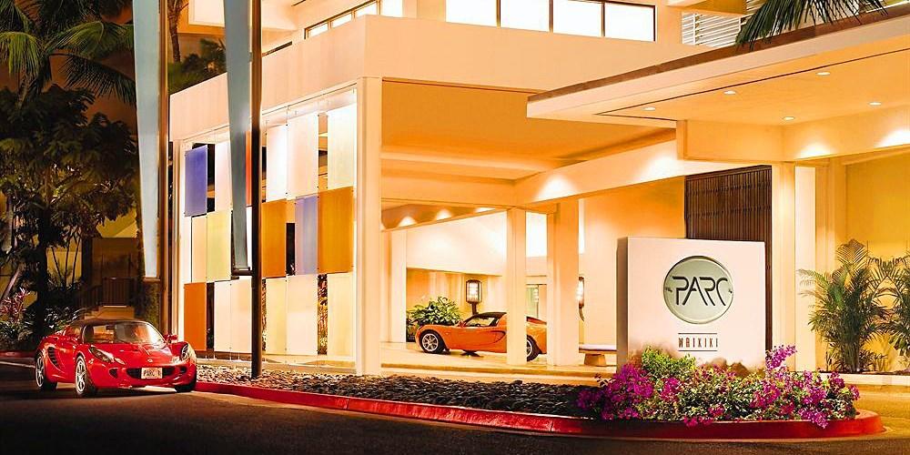 Waikiki Parc Hotel -- Waikiki, Honolulu