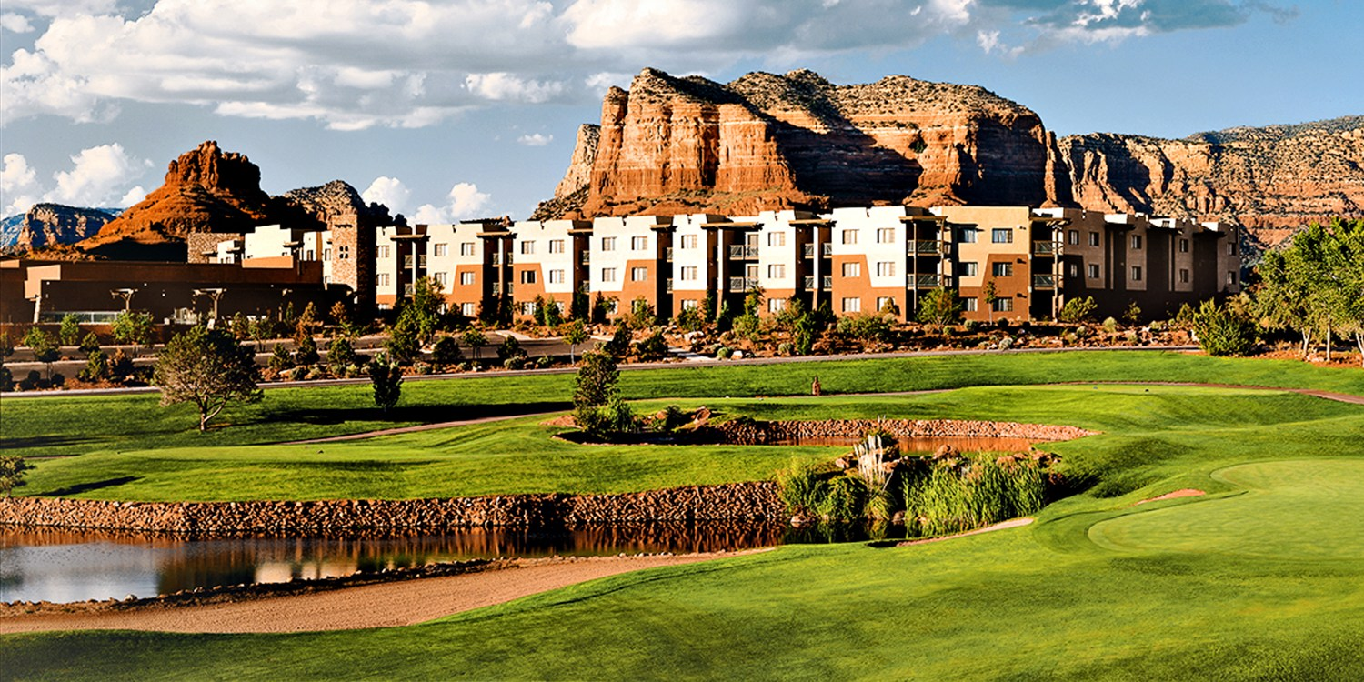 Hilton Sedona Resort at Bell Rock -- Sedona, AZ