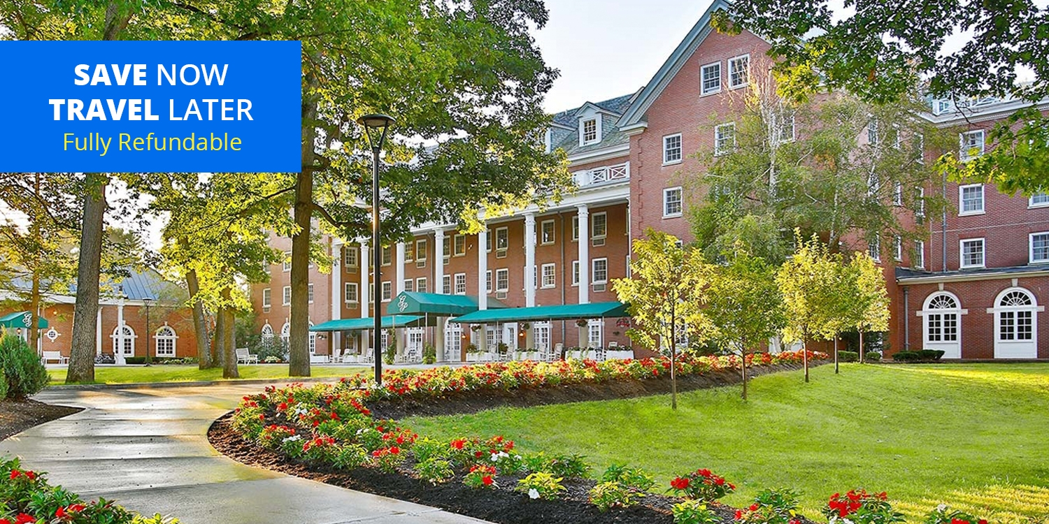 $139 & up – Saratoga Springs 4-Star Resort w/$65 in Extras -- Saratoga Springs, NY