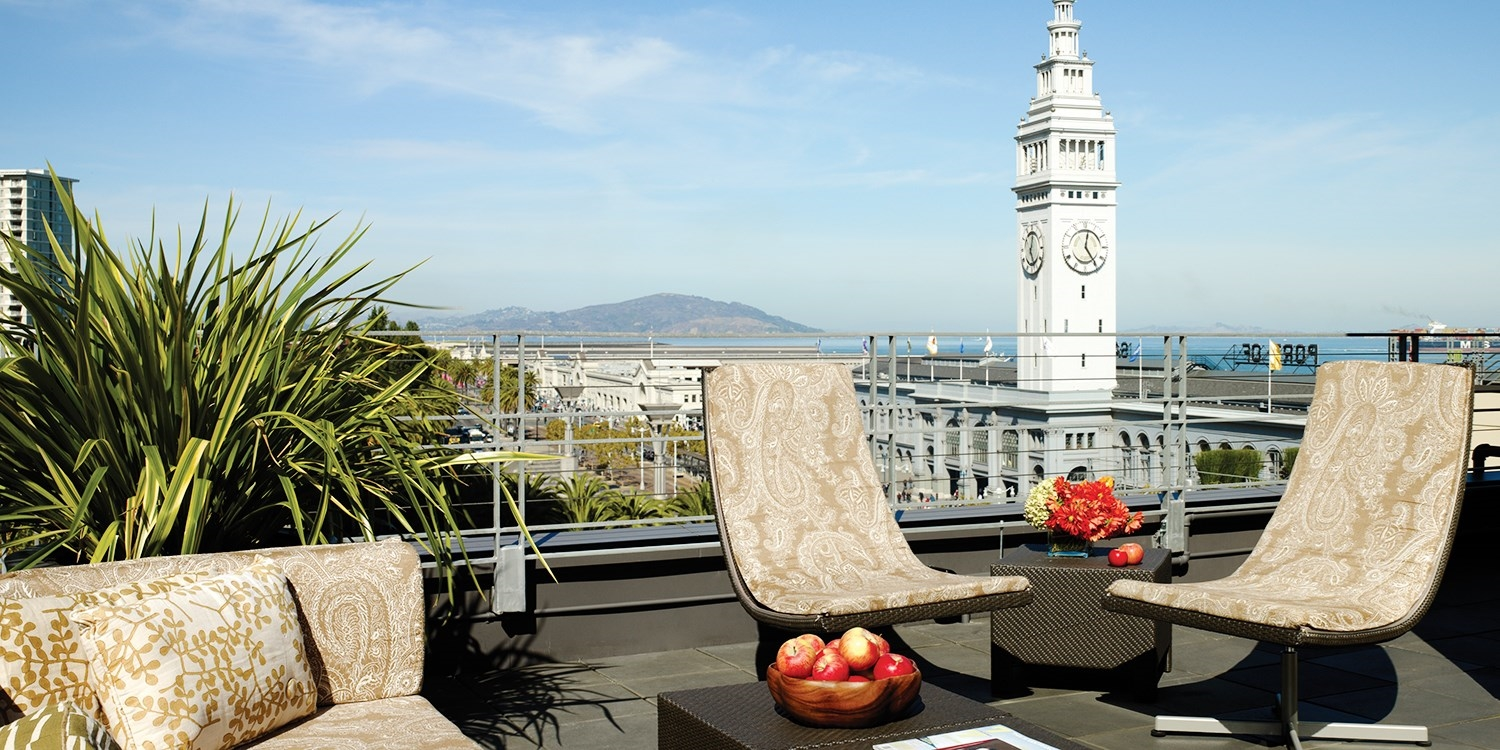 £172-£191 – San Francisco 4-Star Waterfront Hotel, 55% Off -- San Francisco, CA