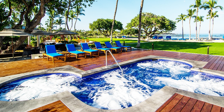 Mauna Lani Hotel & Bungalows -- 普阿科, HI, 美国