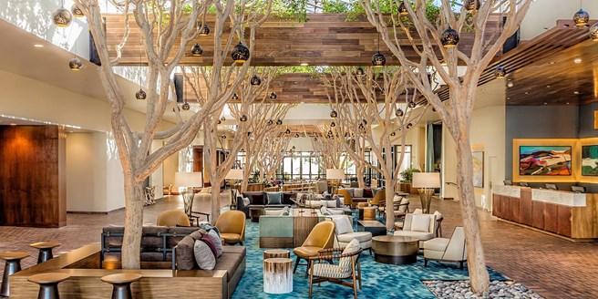 portola hotel spa travelzoo