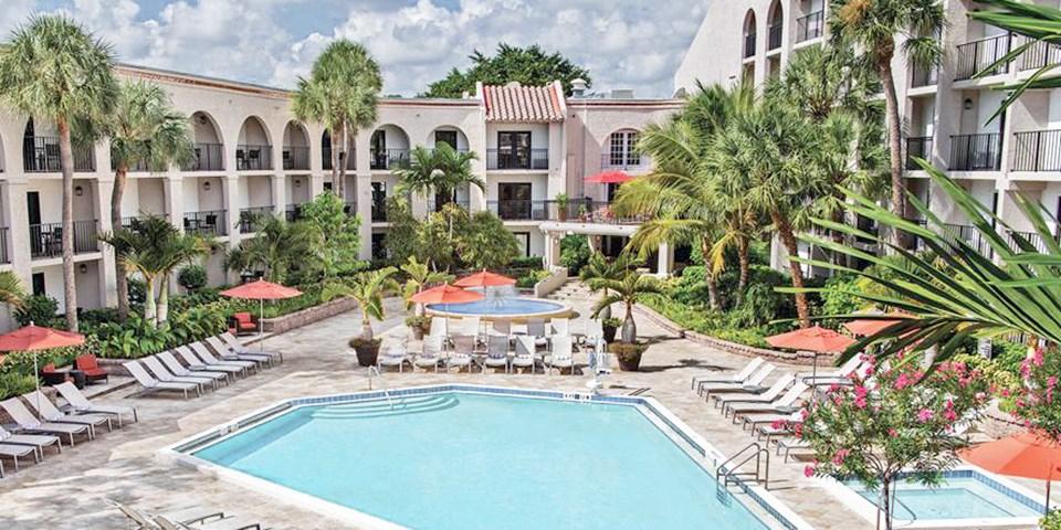 Wyndham Boca Raton Hotel -- Boca Raton, FL