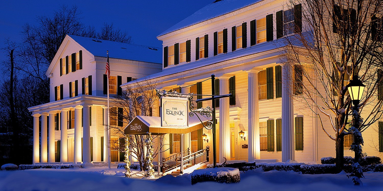 The Equinox, a Luxury Collection Golf Resort & Spa -- Manchester Village, VT