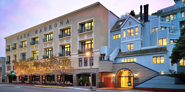 Casa Madrona Hotel & Spa -- Sausalito, CA