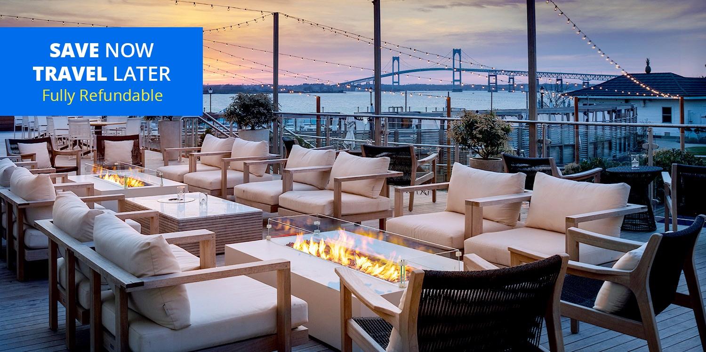 $189-$239 – Modern Newport Hotel w/Breakfast, 40% off -- Newport, RI