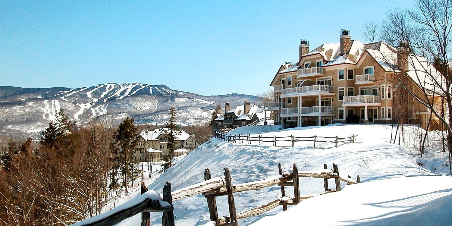 £79 & up – Mont Tremblant Condo Stay, Reg. £110 -- Mont Tremblant, Canada