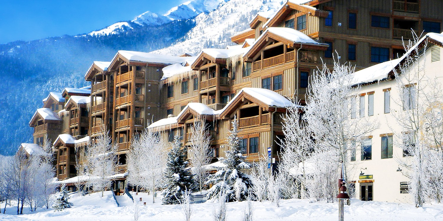 Teton Mountain Lodge -- Jackson Hole, WY