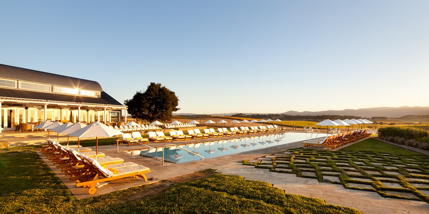 The Carneros Resort & Spa -- Napa, CA