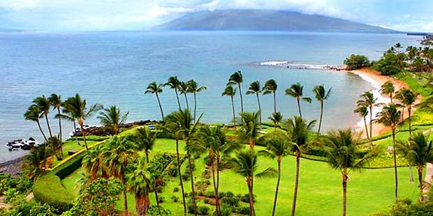 Wailea Beach Marriott Resort Spa