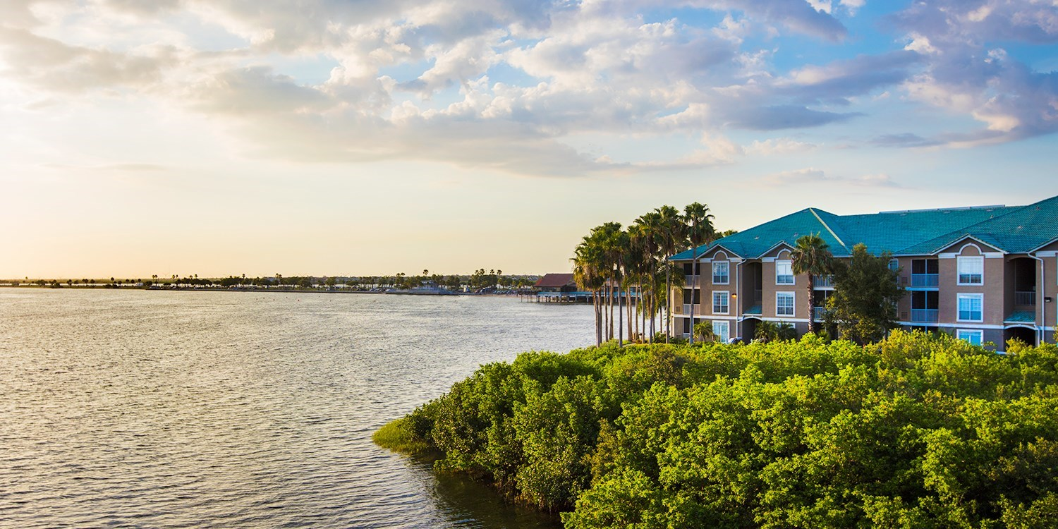 $127 – Tampa: Waterfront All-Suite Hotel, 40% Off -- Tampa, FL