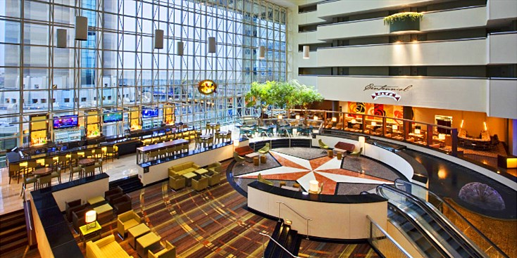 Hyatt Regency Dallas at Reunion -- Dallas, TX