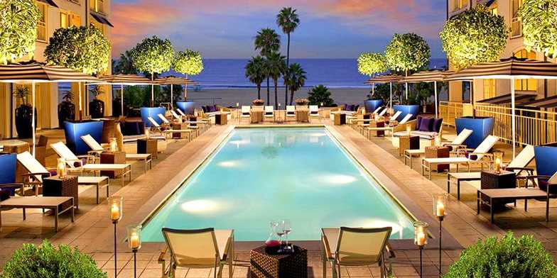 Loews Santa Monica Beach Hotel Travelzoo