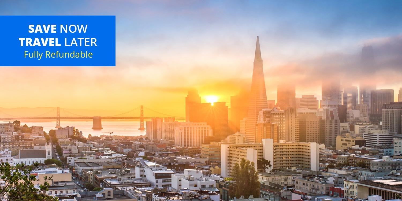 £130 – San Francisco Hotel: February-December Dates w/Valet -- San Francisco, CA