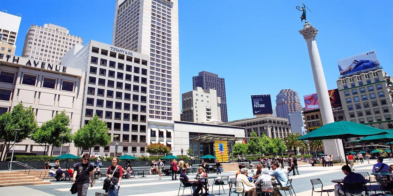 Handlery Union Square Hotel -- San Francisco, CA