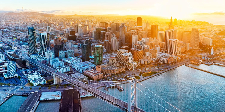 140€ – Californie : hôtel 4* au cœur de San Francisco, -40% -- San Francisco, CA, États-Unis