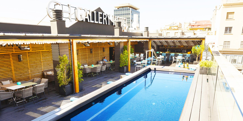 Gallery Hotel -- Eixample, Barcelona