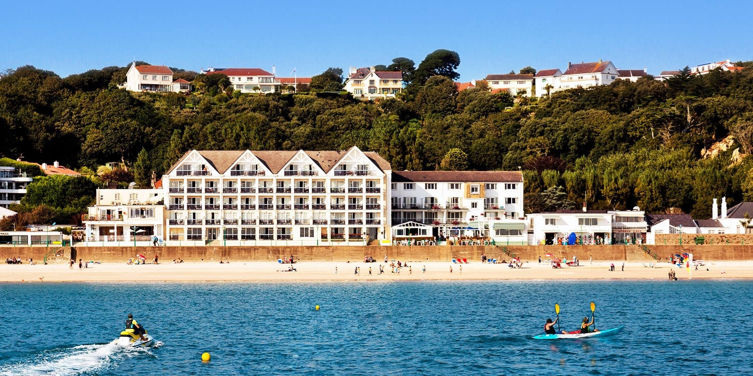 The Golden Sands -- St. Brelade