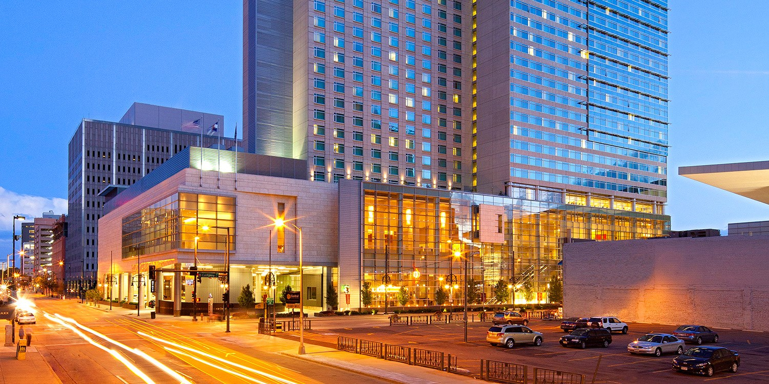 Hyatt Regency Denver at Colorado Convention Center -- Denver, CO