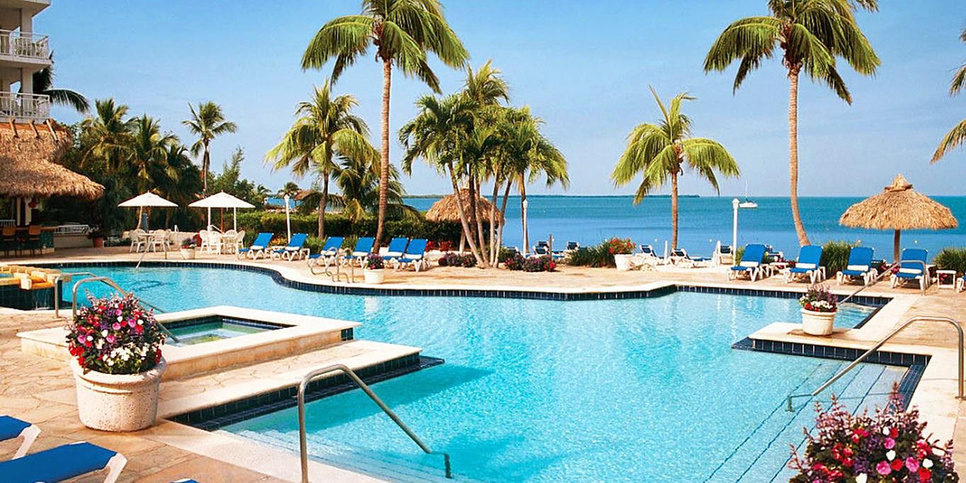 Key Largo Bay Marriott Beach Resort Fl