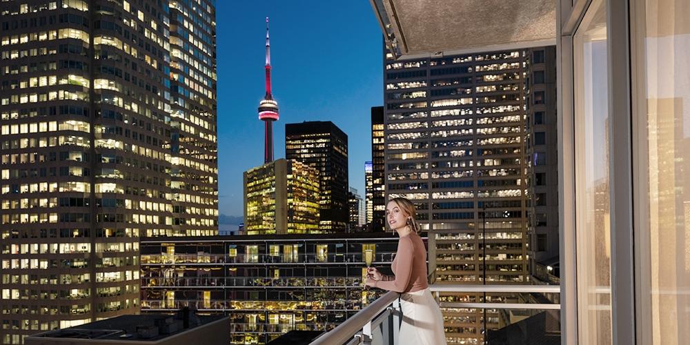 Executive Hotel Cosmopolitan  -- Toronto, Canada