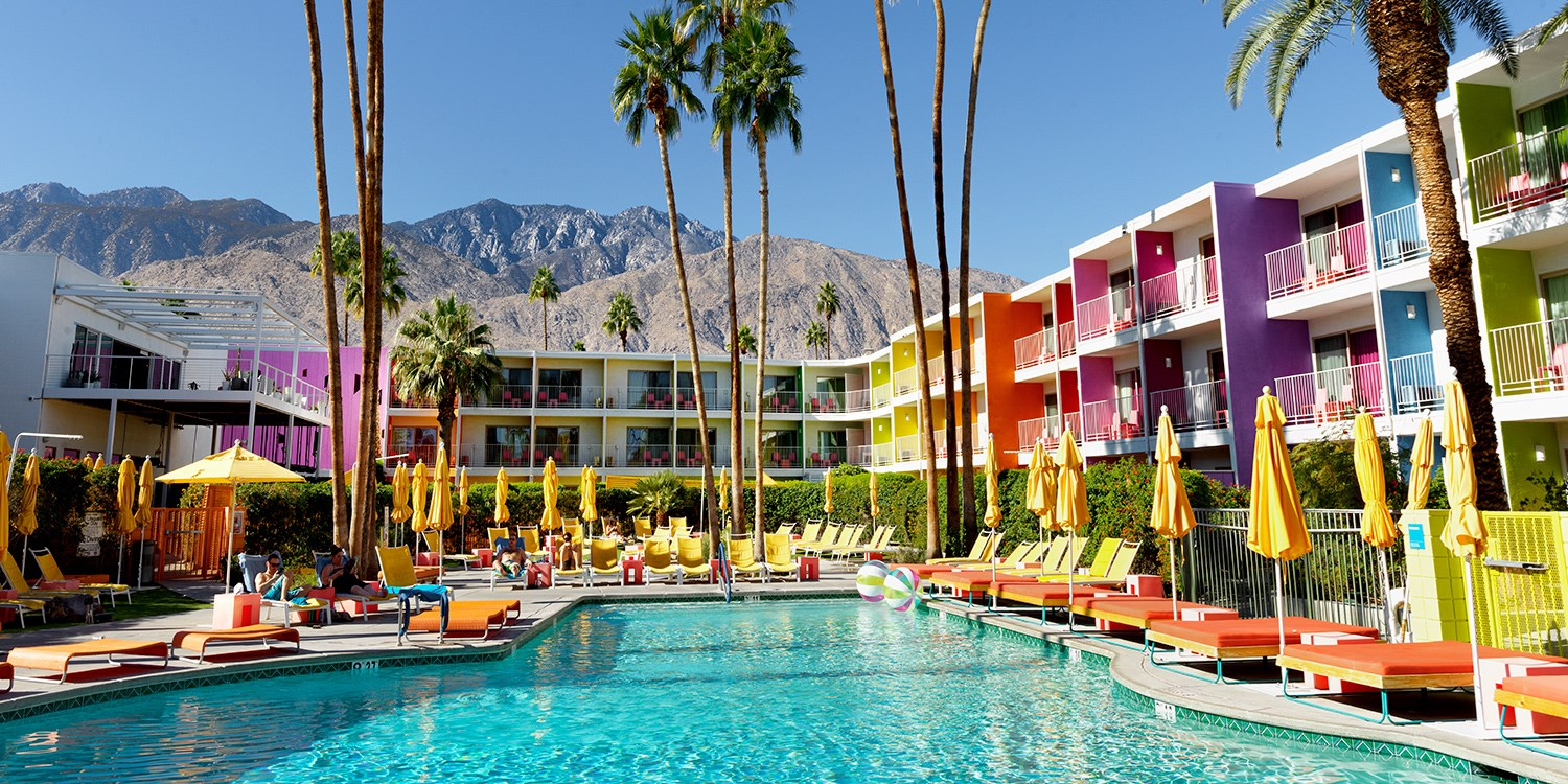 The Saguaro Palm Springs -- Palm Springs, CA